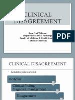 18 Clinical Disagreement2014