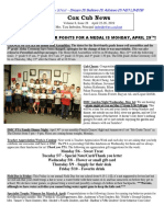 Cox News Volume 8 Issue 28