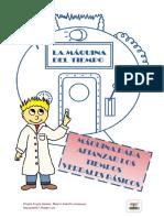 Logovirgi La Maquina Del Tiempo