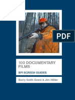 [Screen Guides] Barry Keith Grant, Jim Hillier - 100 Documentary Films (2009, British Film Institute)
