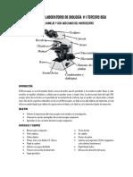 Practica # 1 Biología 3ro BGU. Uso Adecuado Del Microscopio