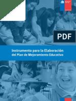 Instrumento para la Elaboracion del PME  Formulario.pdf