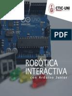 Robtica Interactiva Con Arduino CTIC UNI Fi08ENE19