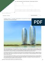 Al Bahar Towers - Modern Interpretation of Ancient Technologies - Ecological Digest FacePla.net