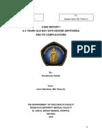 Case Report Difteri