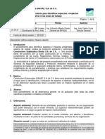 01.PPA.006.R0 Proc Para Identificar aspectos e Imp Amb