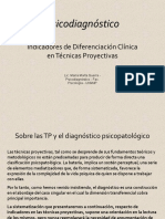 TEORICO INDICADORES DIAGNÓSTICOS 2013