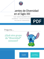 DISXXI - 04 Otras Fuentes de Diversidad en El Siglo XXI