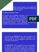 Formulacio NProyecto y MARCO LOGICO