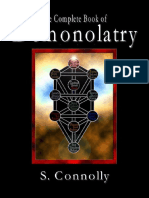 THE Complete Book of Demonolotary