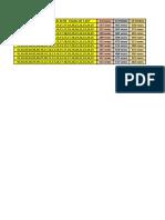 Lotofácil - Melhores Linhas de 20 DZ - Estudo Até 1.267