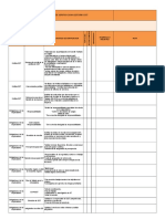 Lista Verificacion Auditoria