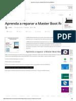 Aprenda a Reparar a Master Boot Record _ BABOO