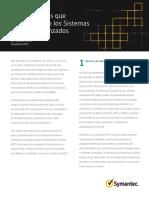 Informe Symantec