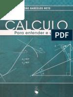 Calculo Para Entender e Usar- João Barcelos Neto