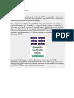 Proceso de Produccion Del Pvc
