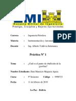 1ra Tarea Instrumentacion y Automatizacion 2015