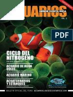 Revista Acuarios Desde Costa Rica Vol 1