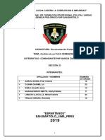 Plan Ceremonial Aniversario Regpol Lima