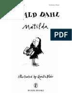 Matilda PDF