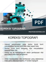 KOREKSI TOPOGRAFI.ppt