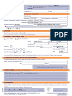 Formulário de Adesão Internet Unicv