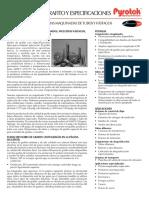 resumen de grafito para intercambiadores
