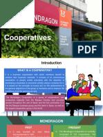 Cooperativas Mondragon