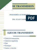 260038803 Ejes de Transmision Ppt