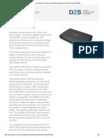 Admin Datasheet