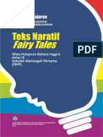 Unit Pembelajaran B. ING SMP-Teks Naratif Fairy Tales