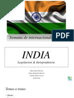 Semana de Internacionalizacion INDICA DERECHO