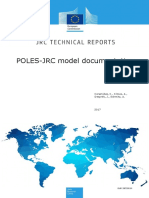 POLES-JRC model documentation - JRC EU, 2017.pdf