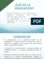 Comunicacion Oral EscritaEX Oy E Clase1
