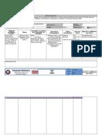4P Lesson Plan Francais 7 2015-2016