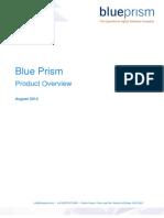 Blue Prism Product Overview Enterprise Edition