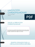 derivacion cardiopulmonar