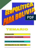 8 Geo Para Bolivia