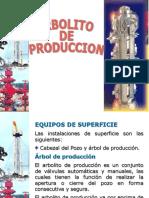 arbolito produccion
