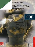 La conciencia viviente - Díaz.pdf