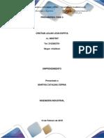Modelacion de Conductas a Nivel Financiero en Hogares a Traves Del Coaching y La Pnl