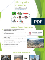 Cadena de Suministros - Southern Copper