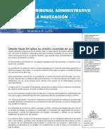 MARCELO E. LOZA- EL TRIBUNAL ADMINISTRATIVO DE LA NAVEGACIÓN