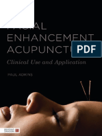 Learn Facial Acupuncture