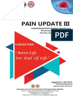 1.Announcement Pain Update 3 2019