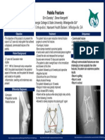 ortho case study poster
