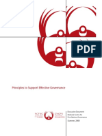 Governance Principles2008