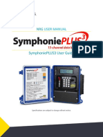 SymphoniePLUS3 Data Logger Manual