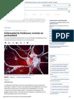 Enfermedad de Parkinson_ Revisión en Profundidad