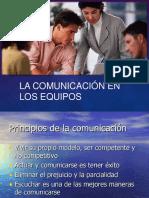 Comunicacion en Equipos 1